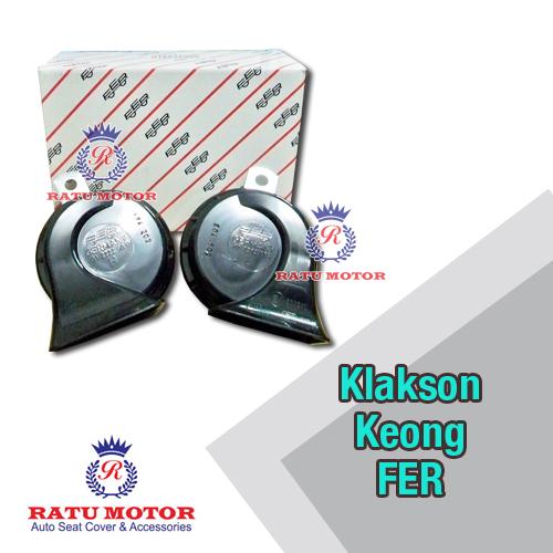 Klakson Keong FER w/o Relay