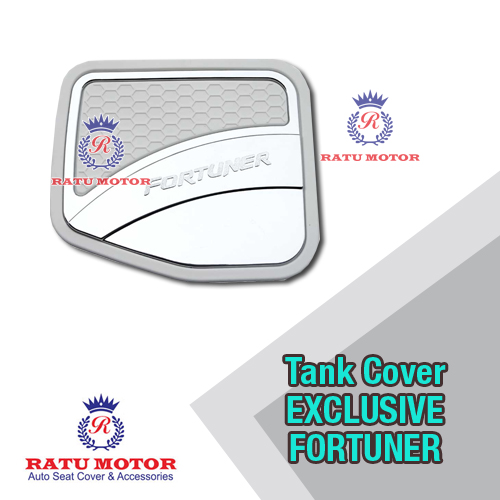Tank Cover FORTUNER 2005-2015 Model Exclusive