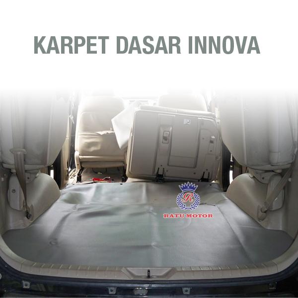 Karpet Dasar INNOVA 2005-2014 All Varian - Busa Moca