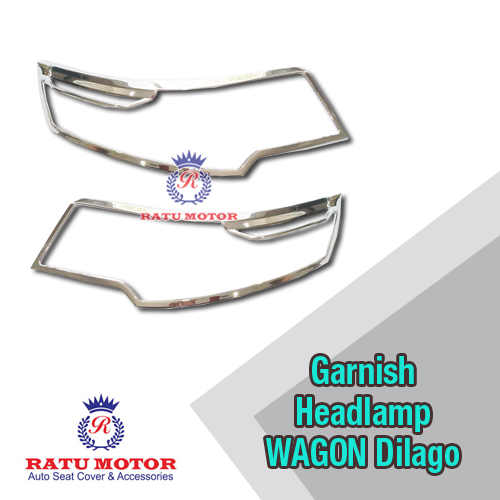 Garnish Headlamp WAGON DILAGO 2015