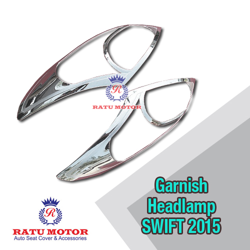 Garnish Headlamp All New SWIFT 2012-2014