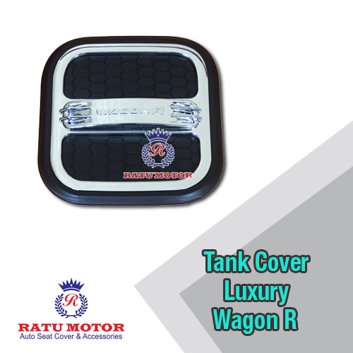 Tank Cover WAGON All Varian Luxury Hitam/Putih