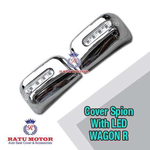 Cover Spion WAGON All Varian Chrome + Lamp