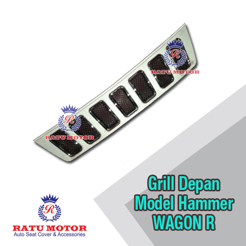 Grill Depan WAGON All Varian Model Hummer Colour
