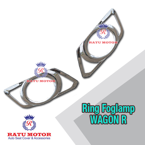 Ring Foglamp WAGON R Chrome
