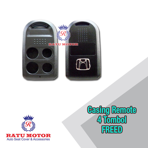 Casing Remote FREED 4 Tombol