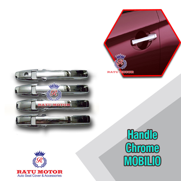 Cover Handle MOBILIO All Varian Chrome