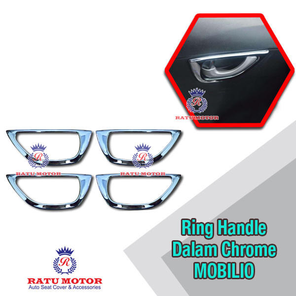 Ring Handle Dalam MOBILIO All Varian Chrome