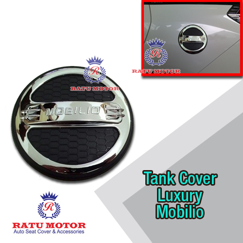 Tank Cover MOBILIO All Varian Model Luxury Hitam / Putih