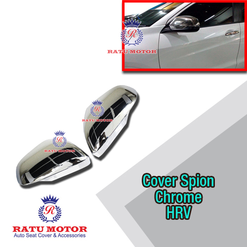 Cover Spion Honda HRV 2015-2018 Chrome w/o Lamp