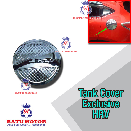 Tank Cover Honda HRV 2015-2018 Model Exclusive Chrome