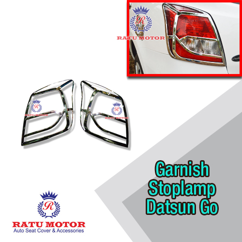 Garnish StopLamp Datsun GO+ Chrome