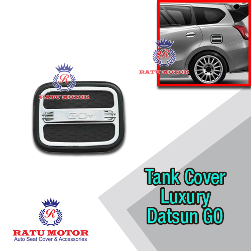 Tank Cover Datsun GO Model Luxury