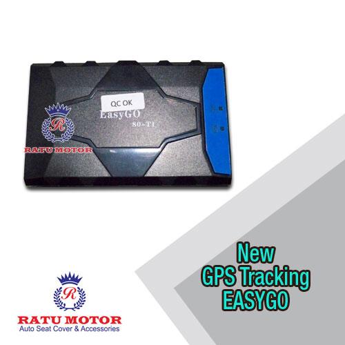 GPS Tracker EASYGO T1 Pelacak Posisi Mobil + Voice Monitoring (Free Data 1 thn)