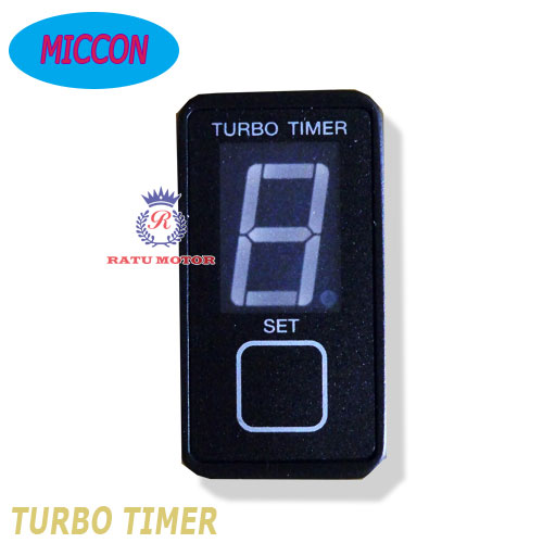 TURBO TIMER Automatic For INNOVA / FORTUNER / HILUX 2008-2014