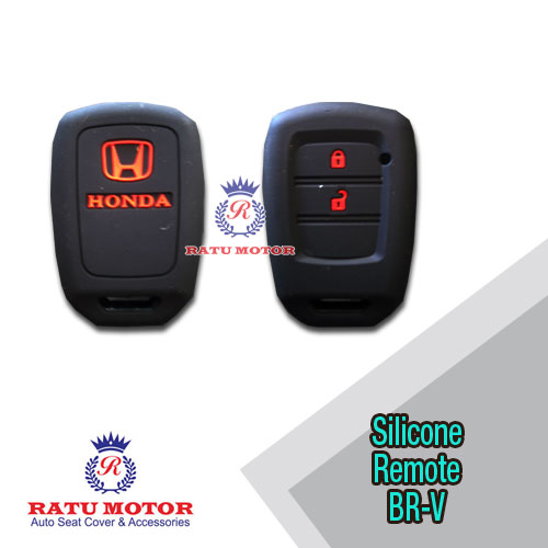 Silicone Cover For Remote Honda BRV , BRIO 2016 , MOBILIO 2016
