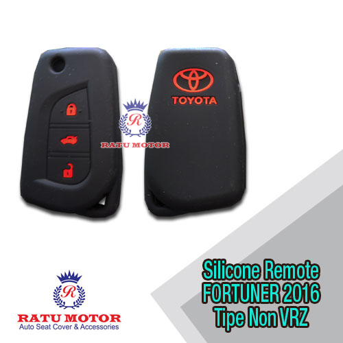 Silicone Cover For Remote All New FORTUNER 2016 Tipe G