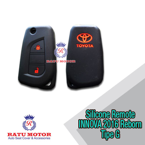 Silicone Cover For Remote All New INNOVA 2016 Reborn Tipe G & V