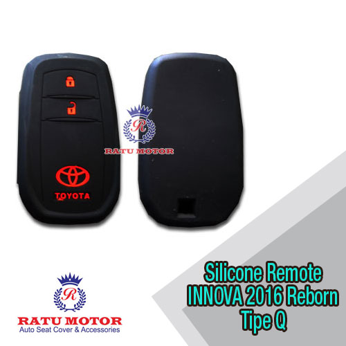 Silicone Cover For Remote All New INNOVA 2016 Reborn Tipe Q
