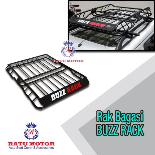 Rak Bagasi BUZZ RACK - BuzzTrekker Cargo Basket (Tidak termasuk Cross Bar)