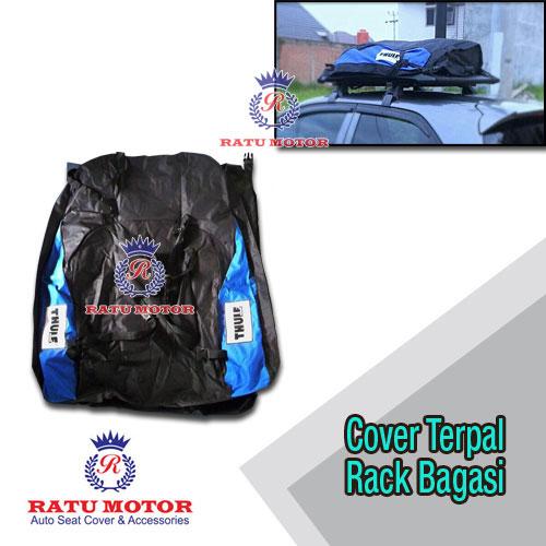 COVER TERPAL (Roof Bag) Rak Bagasi Universal Tahan Air dan Debu