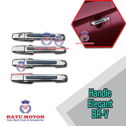 Cover Handle BRV Model Elegant Chrome