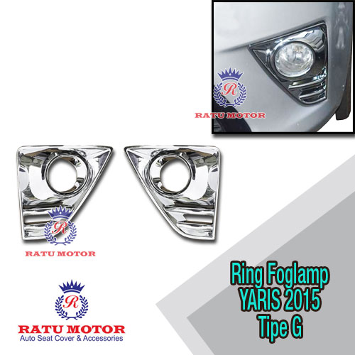 Ring Foglamp All New YARIS 2015 Tipe G