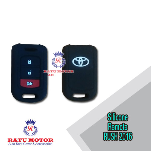 Silicone Remote New RUSH 2016