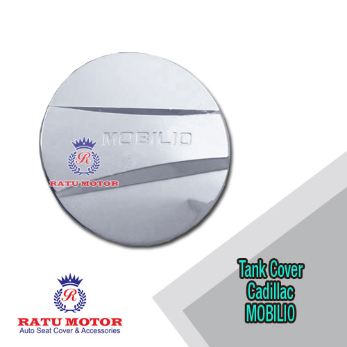 Tank Cover MOBILIO All Varian Model Cadillac Chrome