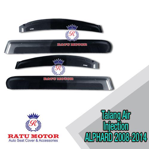 Talang Air Injection ALPHARD 2008-2014