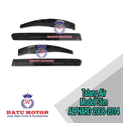 Talang Air Slim ALPHARD 2008-2014