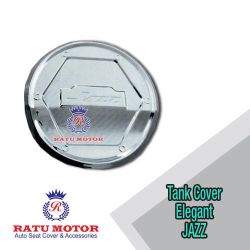 Tank Cover All New JAZZ 2014-2019 Model Elegant Chrome