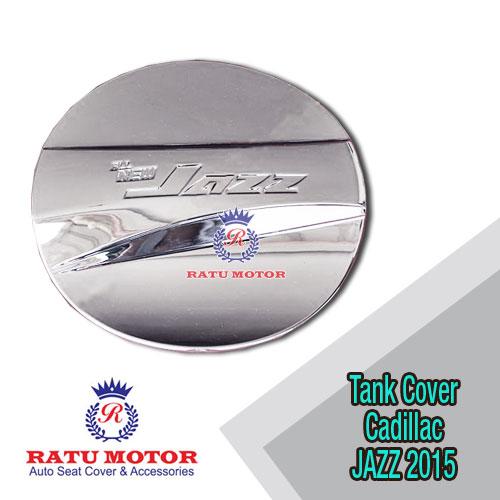 Tank Cover All New JAZZ 2014-2019 Model Cadillac Chrome