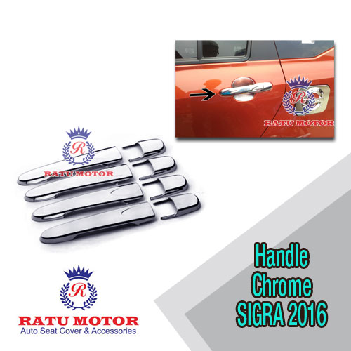 Cover Handle Chrome SIGRA 2016