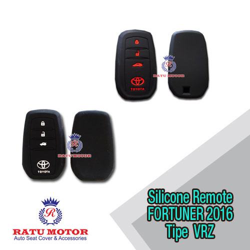 Silicone Cover For Remote All New FORTUNER 2016 Tipe VRZ