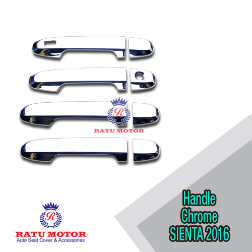 Cover Handle Chrome All New SIENTA 2016