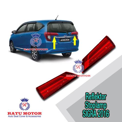 Reflektor Stoplamp ORIGINAL SIGRA 2016 (L + R)