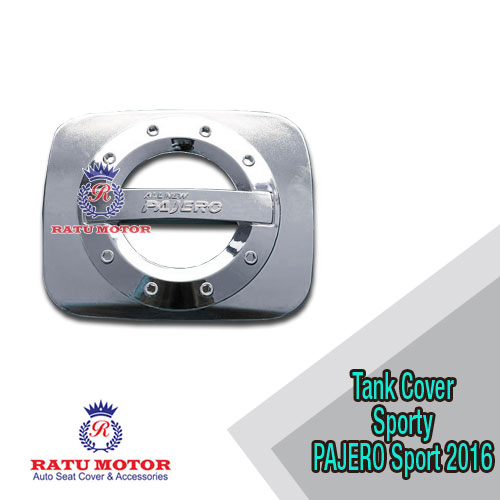 Tank Cover All New PAJERO SPORT 2016-2018 Model Sporty