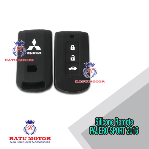 Silicone Remote All New PAJERO SPORT 2016-2018