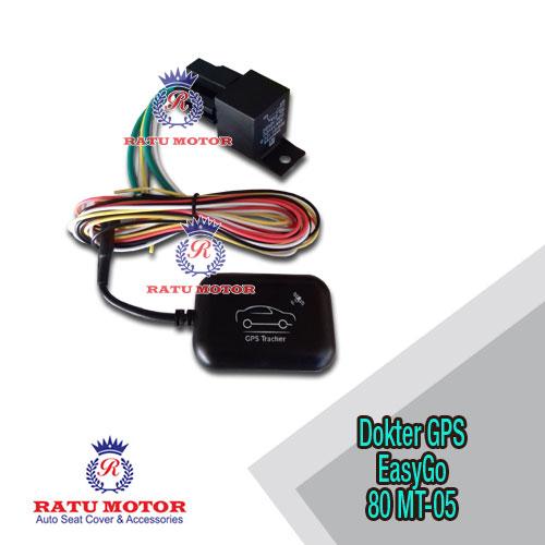 GPS Tracker EASYGO MT-05 Pelacak Posisi Mobil (Free Data Gprs 1 thn)