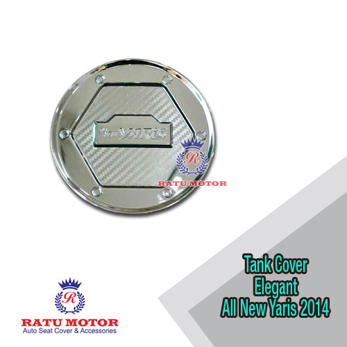 Tank Cover All New YARIS 2015 Model Elegant