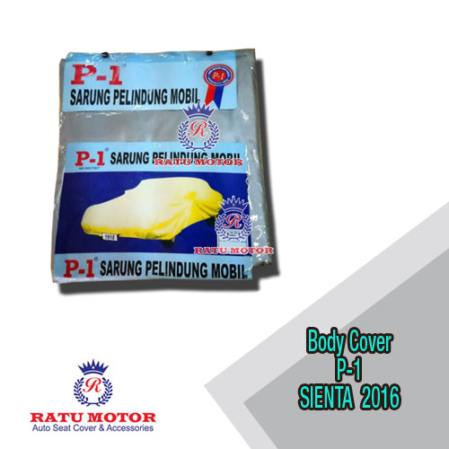 Body Cover P1 All New SIENTA 2016 (NOT For White Car)