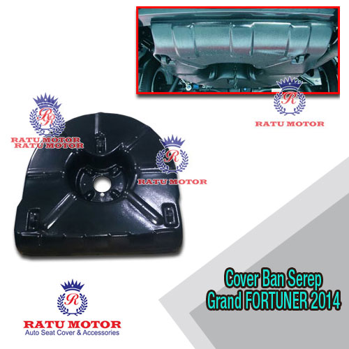 Cover Ban Serep Grand FORTUNER 2012-2014