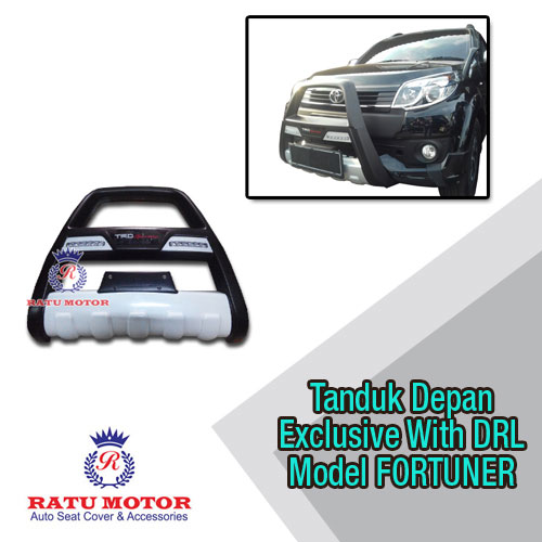 Tanduk RUSH All Varian Mode Exclusivel F1 + DRL