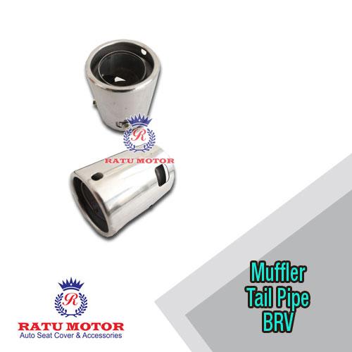 Muffler Tail Pipe Short BRV Stainless
