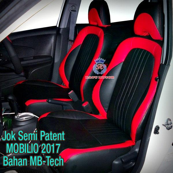 Jok Semi Patent New MOBILIO 2017 Bahan MB-Tech (Modif)