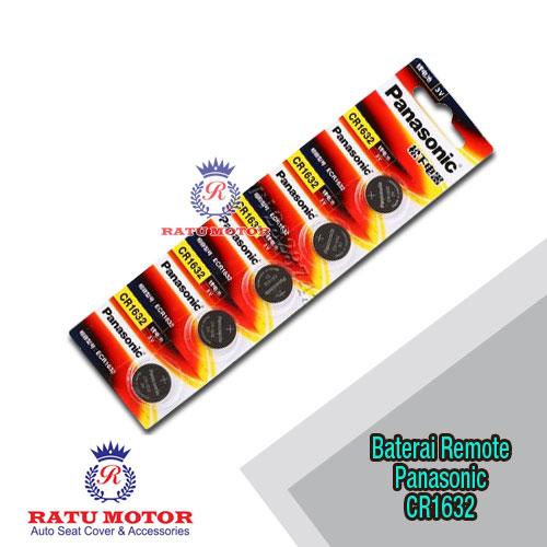 Baterai Remote Panasonic CR1632