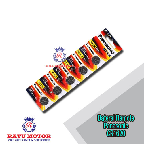 Baterai Remote Panasonic CR1620