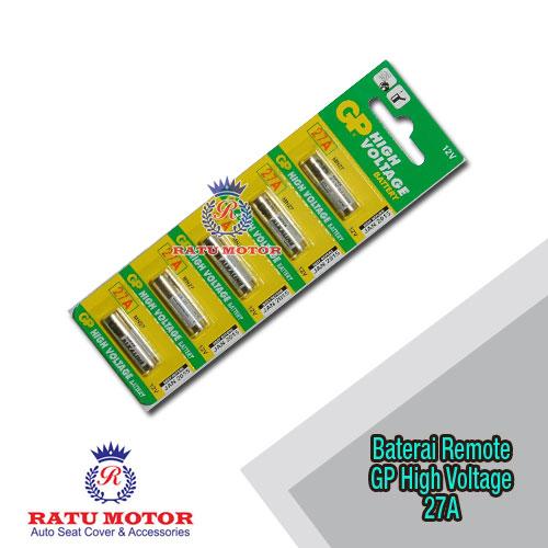 Baterai Remote GP 27A High Voltage 12V