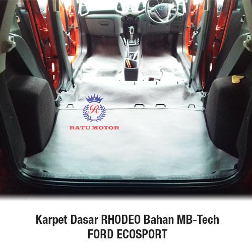 Karper Dasar RHODEO ECOSPORT Bahan MB-Tech